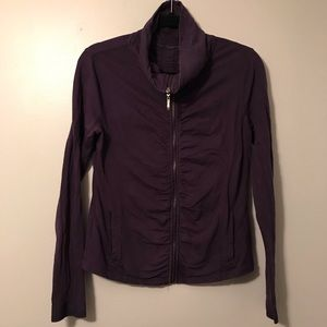 Calvin Klein Performance zip up jacket medium